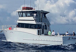 Blind Squirrel- Key West Fishing Charter